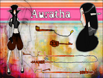 Ace - Auratha by Keyblade-Brigade