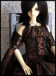 Dollice Lusion - cuivre by Lelahel-Clothes