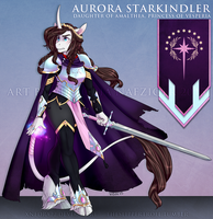 Aurora Starkindler by StarkindlerStudio