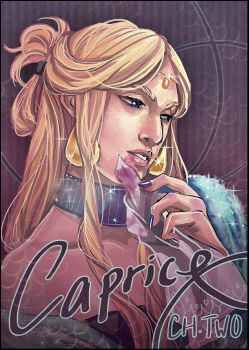 caprice cover 2 by MyDearBasil