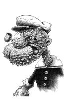 Pickled Popeye by ratcrtur