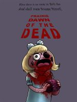 Prairie Dawn of the Dead by michaelpatrick