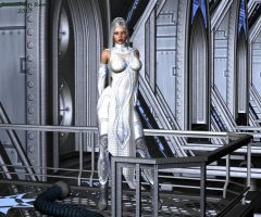 White and steel by jonrea