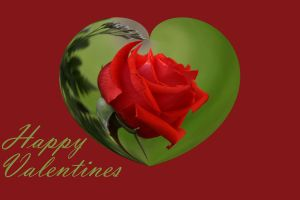 Happy Valentines by digitalpix4all