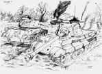 Tiger II and IS-2m version 1 by hardbodies