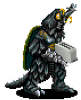 THIS AM MUTO SPRITE by Burninggodzillalord
