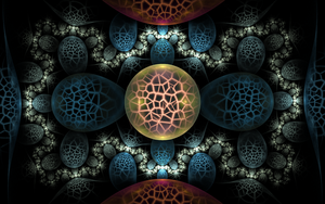 creative pattern bubbles by Andrea1981G