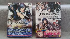 Fire Emblem Awakening  official manga by Grey-Knight