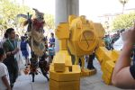 Blitzcrank and Fiddlesticks at AX 2012 by d-slim