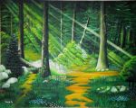 Forest by Saidia
