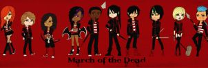 March of the Dead by Dark-angel-star