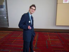 CTCon 2011: 10th Doctor 3 by TEi-Has-Pants