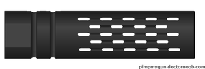 Battle Comp Tactical Compensator by Epicsunrise