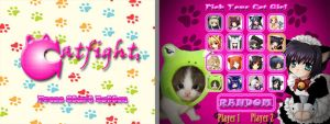 Cat Fight UI by 13anana