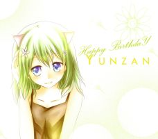 HBD : Yunzan by Pluvias