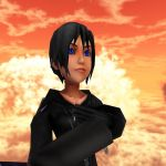 MMD New Comer: Xion Number 14 by Dramakid99