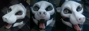 Fursuit progress 1 by AnikueTheRobot