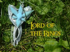 Tutorial: Arwen's Pendant Lord of the Rings by NerdEcrafter