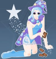 Pin-Up Trixie by ladypixelheart