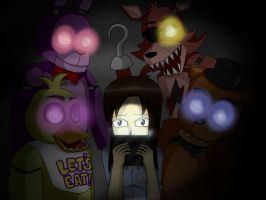 Can You Survive Five Nights At Freddy's? by PriestressSena