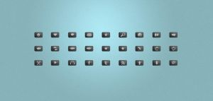 Free Icon Set by ait-themes