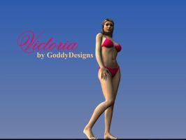 Victoria by GoddyDesigns