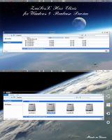 ZEUSosX HEXelixis Windows 8 Realease Preview 32bit by ZEUSosX