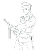 Uniform Germany by MasterofDice