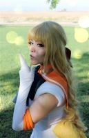 Sailor Venus by W0lfieRose