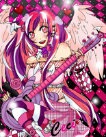 CE: - Rock Candy - by capochi