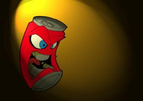 Monster Soda Can by 878952