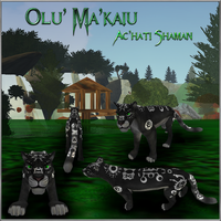 Olu' Ma'kaiu | Ac'hati Shaman | Download Available by Unio-Mentium
