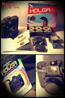 My Holga 120CFN by Healzo