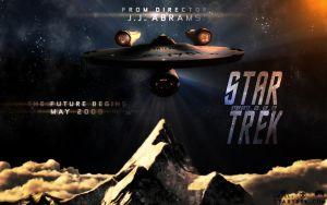 Star Trek The Future Begins by cjmcguinness