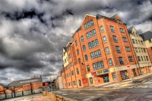Town Corner HDR by nat1874