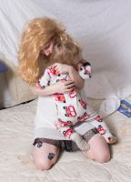 And child by Sinned-angel-stock