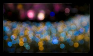 Glowball Bokeh by WiDoWm4k3r