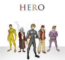 Hero collage by TerryBlas