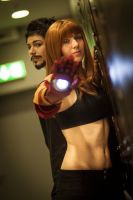 Pepperony - Don't mess with us by Loz-Sama