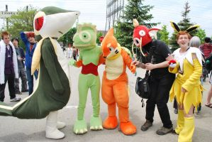 Pokemon at Anime North 2011 by eanbowman