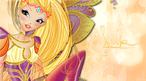 Stella Bloomix Fairy by Wizplace