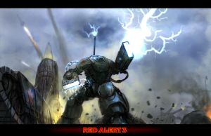 Tesla Attack - RA3 Pre-Tribute by mmecking