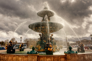 Place de la Concorde, Paris by ReneWarich