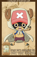 EPP - Straw Hat's Separation: Chopper by SergiART