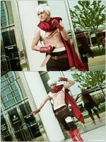 P4A: Akihiko by CosplayerWithCamera