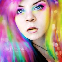 Color chaos by EliseEnchanted