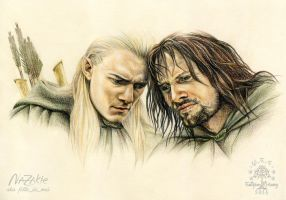 The Fellowship of the Two by nazakie