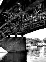 Water Under The Bridge by lovevshate007