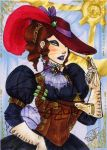 Steampunk ACEO 01 by zirio