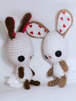 Kawaii Bunny Pattern 3 by candypow